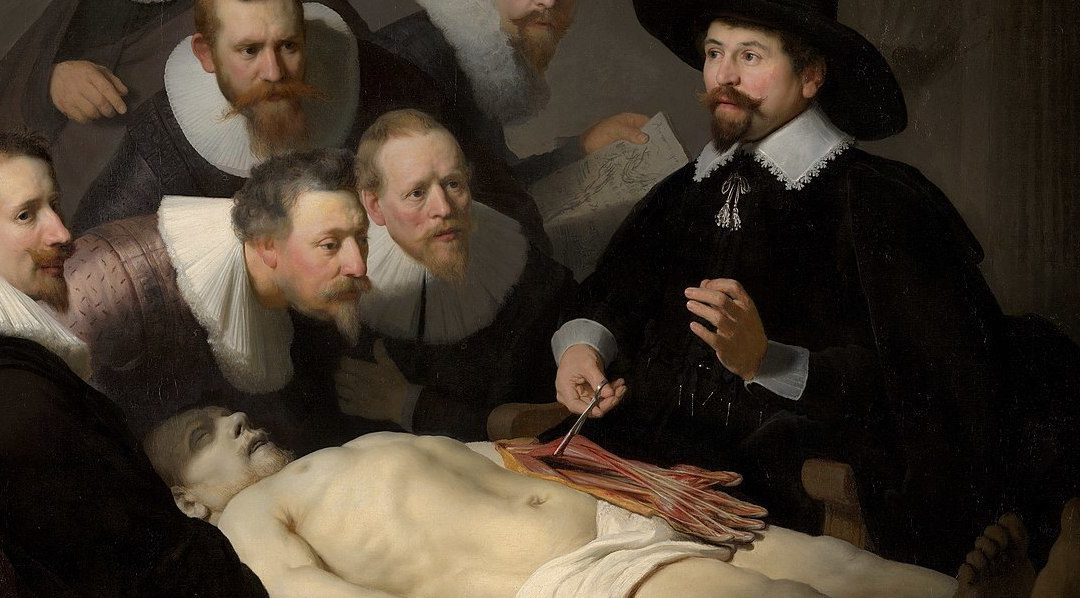 Abrir cadáveres, un experimento singular