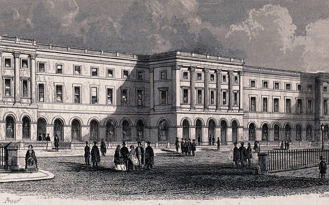 El King's College i el DNA